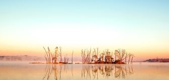 Free Island View, Rietvlei Nature Reserve. Royalty Free Stock Photos - 162229368