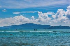 Island View Vinpearl Vietnam Stock Images