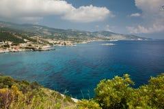 Island Zakynthos. Beautiful view in Island Zakynthos Royalty Free Stock Image