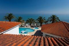 Island Zakynthos. Beautiful view in Island Zakynthos Royalty Free Stock Photography