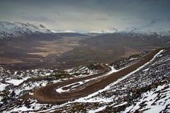 islandia fotografia stock