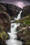 Islandia, costa este Imagenes de archivo