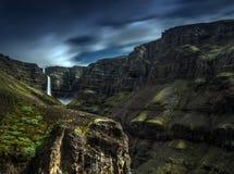 Islandia, costa este Fotos de archivo libres de regalías