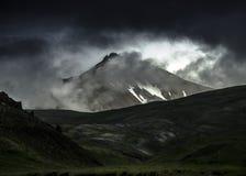 Islandia, costa este Fotografía de archivo libre de regalías