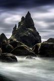 Islandia, costa sur Foto de archivo libre de regalías