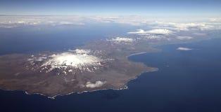 Islandia del aire Imagen de archivo