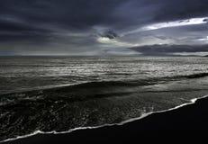 islandia El Océano Atlántico Fotografía de archivo libre de regalías