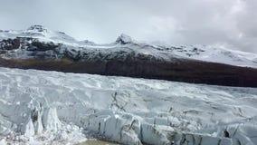 Islandia lodowiec zbiory wideo
