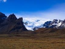 Islandia lodowiec Obrazy Stock