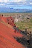 Islandia - Rautholar Fotografía de archivo libre de regalías