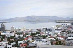 islandia Reykjaviku Zdjęcie Royalty Free