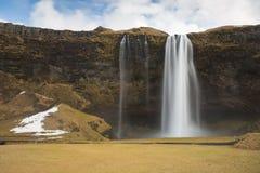 islandia wodospadu Zdjęcie Royalty Free