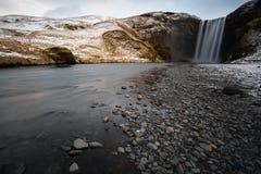 islandia wodospadu Fotografia Stock