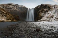 islandia wodospadu Obrazy Royalty Free
