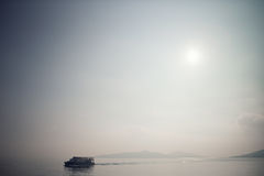 Islands公主 库存图片