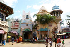 Islands of Adventure Stock Images