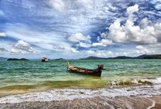 Islands in Andaman sea Stock Image