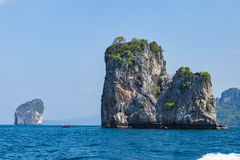 Islands in Andaman Sea Royalty Free Stock Photos