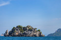 Islands in Andaman Sea Stock Photos