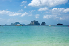 Islands of Andaman sea Stock Photos
