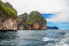 Islands in Andaman sea Royalty Free Stock Photography