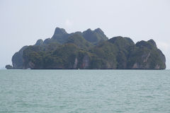 Islands of of Andaman Sea, Phang Nga Bay,  Thailand Royalty Free Stock Images