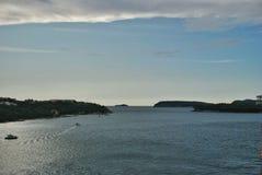Islands in archipelago of Croatia Stock Photos
