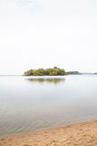 Islands in the autumn Royalty Free Stock Photography