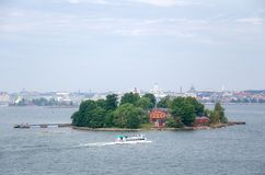 Islands in the Baltic Sea Royalty Free Stock Image