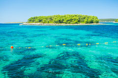 The islands of Croatia Stock Photo