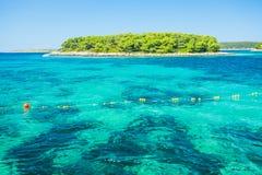 The islands of Croatia Stock Photo