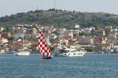 Islands of Croatia Stock Photos