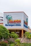 Islands Fine Burgers & Drinks Exterior Royalty Free Stock Photos