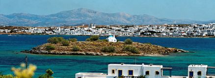 Islands of Greece Royalty Free Stock Images