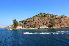 Islands of Greece Royalty Free Stock Photography