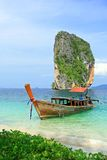 Islands in the Gulf of Siam, Thailand Royalty Free Stock Images
