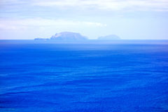 Islands (Ilhas Desertas), Madeira, Portugal Royalty Free Stock Photo