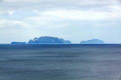 Islands (Ilhas Desertas), Madeira, Portugal Stock Photos