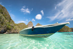 Islands in Indonesia. Royalty Free Stock Images