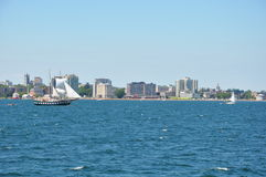 1000 Islands and Kingston in Ontario Royalty Free Stock Images