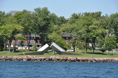 1000 Islands and Kingston in Ontario Stock Photography