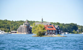 1000 Islands and Kingston Stock Photos