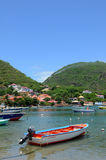 Islands of Les Saintes Stock Photo