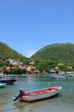Islands of Les Saintes Stock Photo