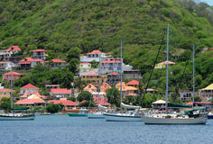 Islands of Les Saintes Royalty Free Stock Images