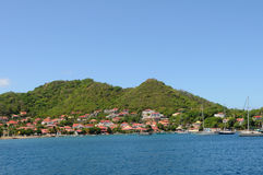 Islands of Les Saintes Royalty Free Stock Photo
