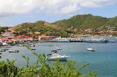 Islands of Les Saintes Stock Image