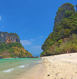 Islands off yao noi island thailand Stock Image