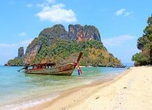 Islands off yao noi island thailand Royalty Free Stock Photo