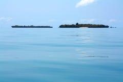 Islands off Zanzibar Stock Images